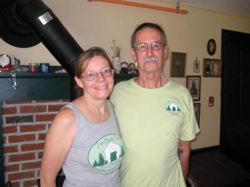 Steve and Joanne